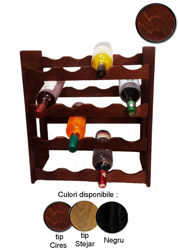 Raft vin 16 sticle
