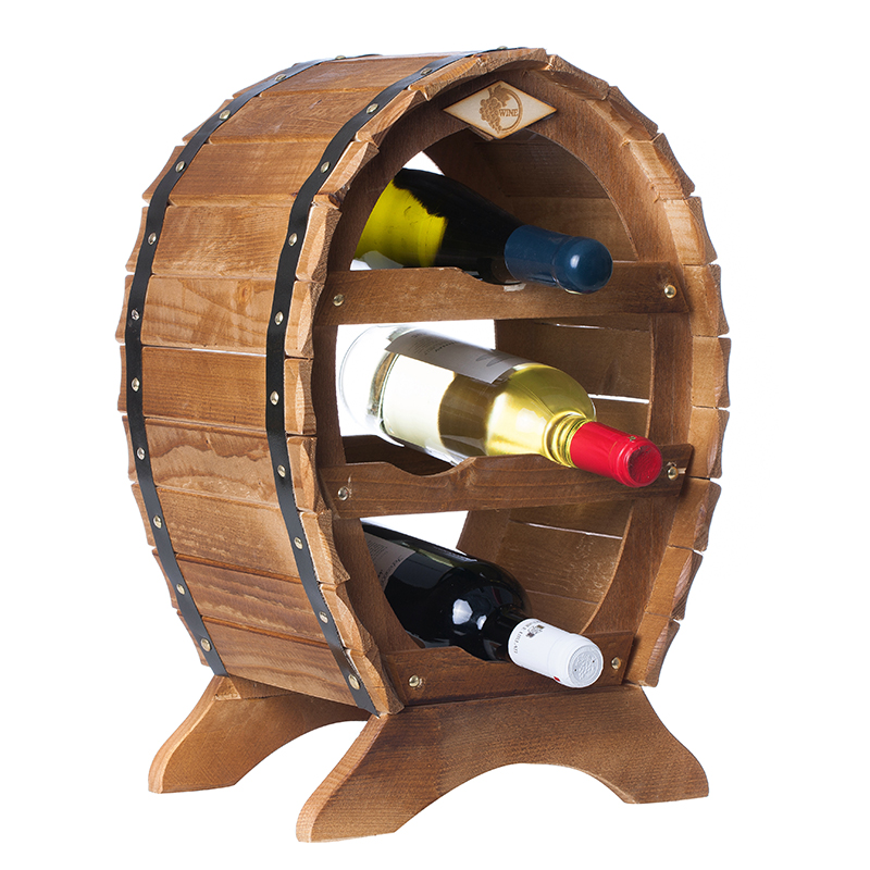 Raft Rustic maro 4 sticle vin