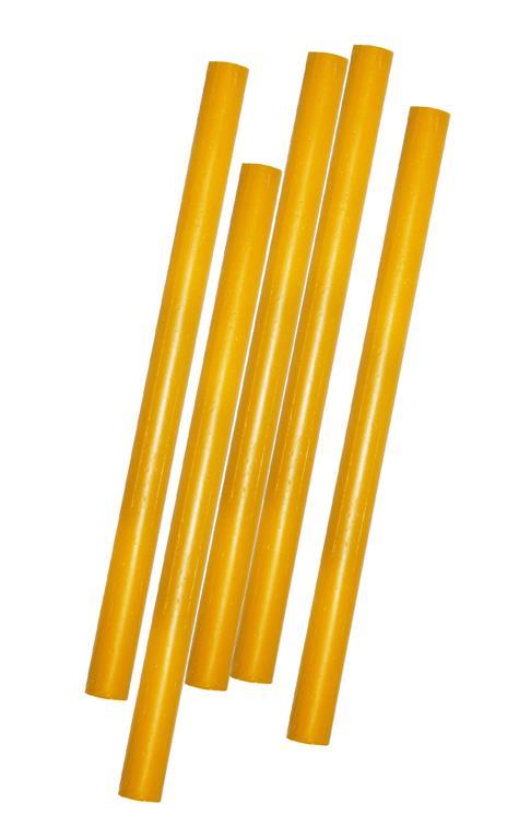 Baton ceara galben auriu pentru sigilii