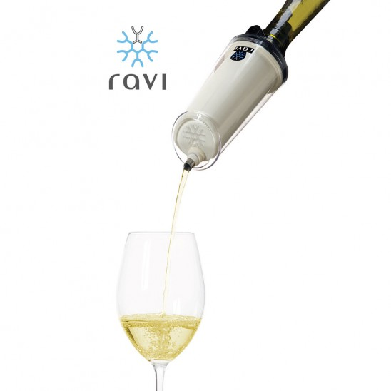 Racitor instant Ravi vin alb