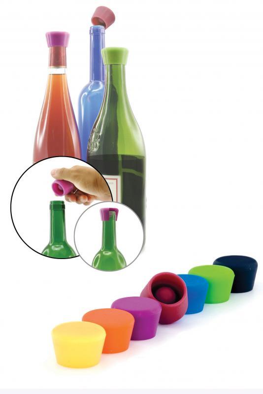 Set 2 dopuri ermetice vin