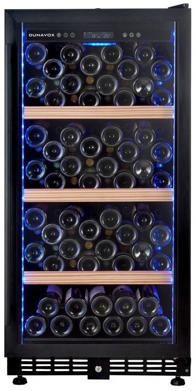 Racitor vin incorporabil/de sine statator DX-107.229K