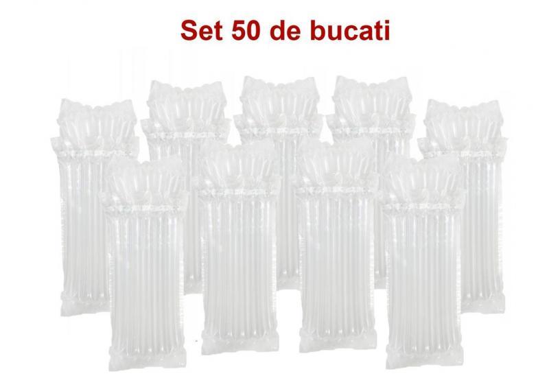 Set 50 pungi gonflabile transport aiRObag