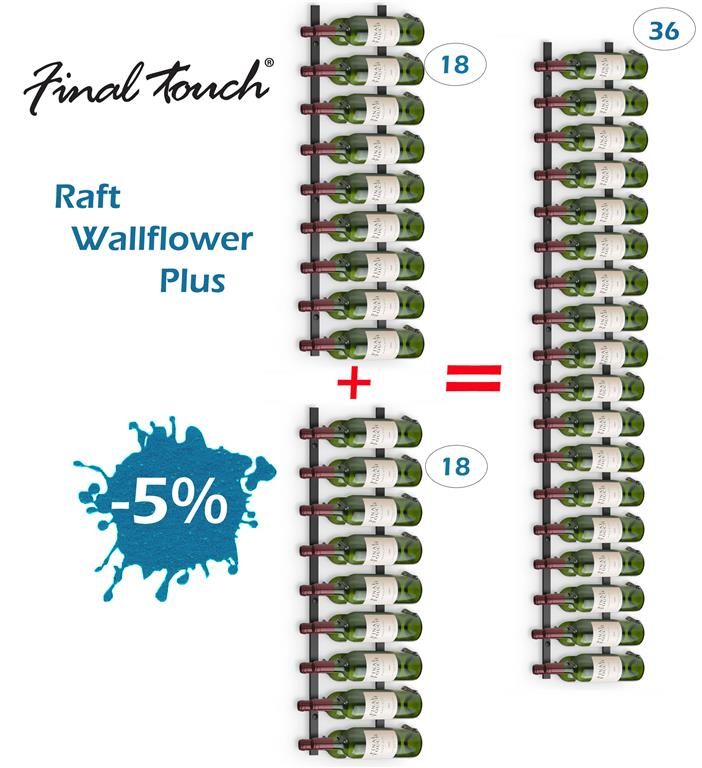 Raft Wallflower Plus 36