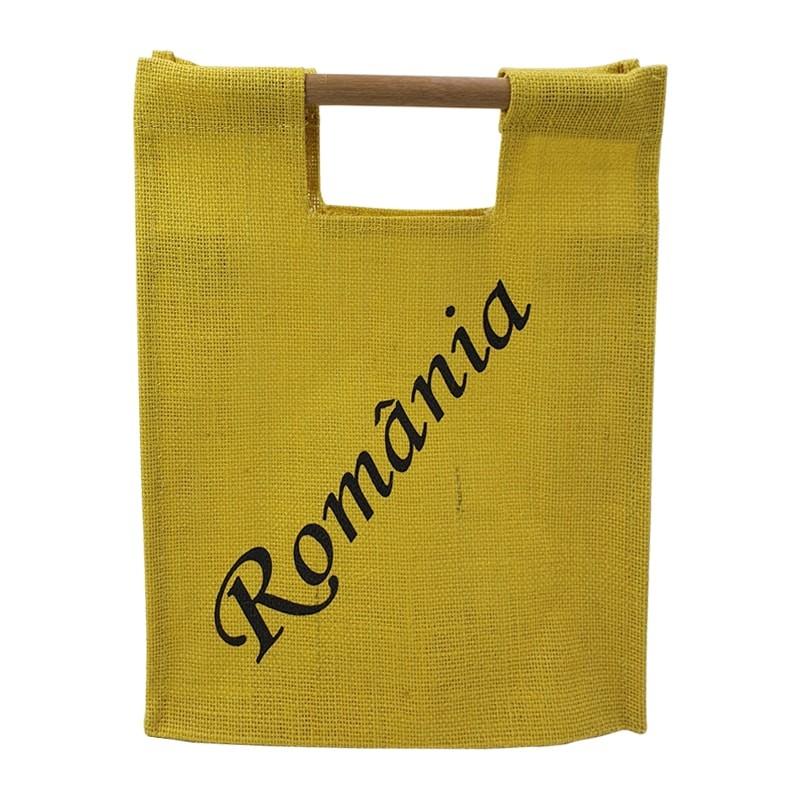 Punga iuta galbena Romania