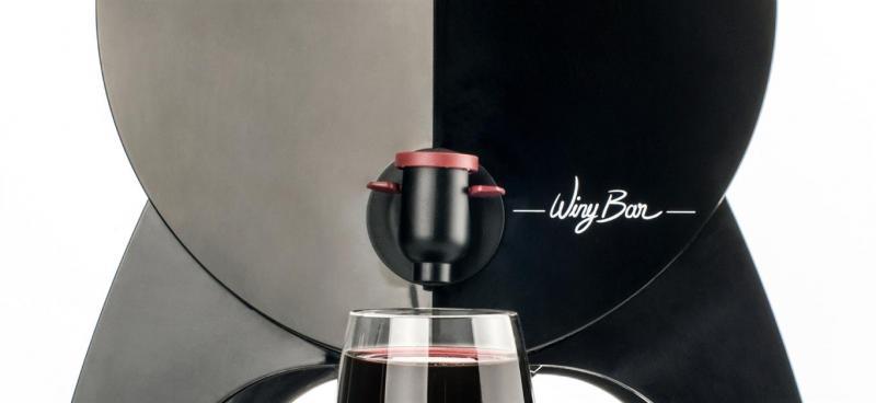WinyBar negru 5L