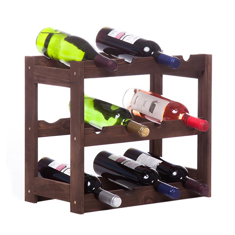 Raft VinStoc maro 12 sticle