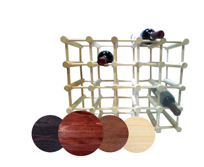 Raft 5X5  - 25 sticle