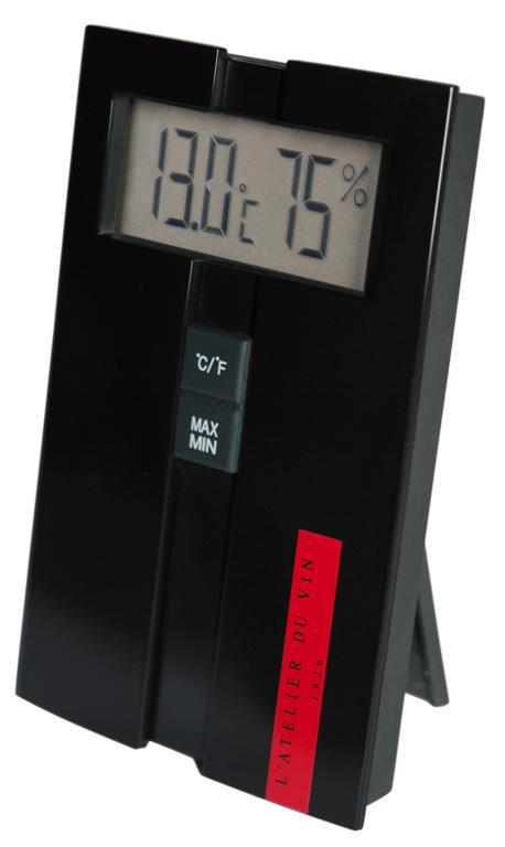 Termometru cu hidrometru 225
