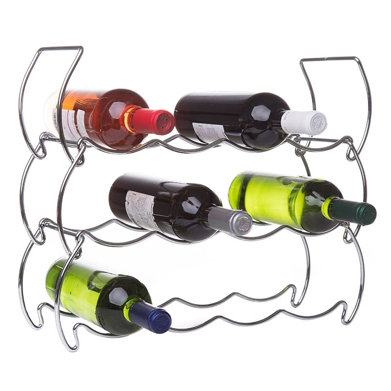 Raft cromat StackRack 12 sticle