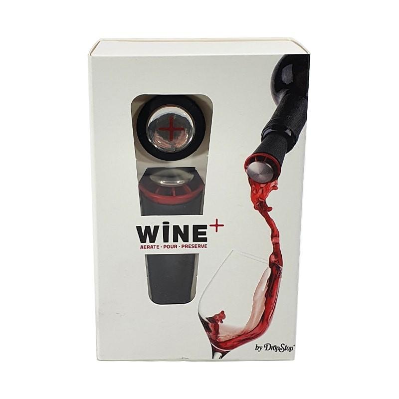 Aerator cu DropStop Wine+