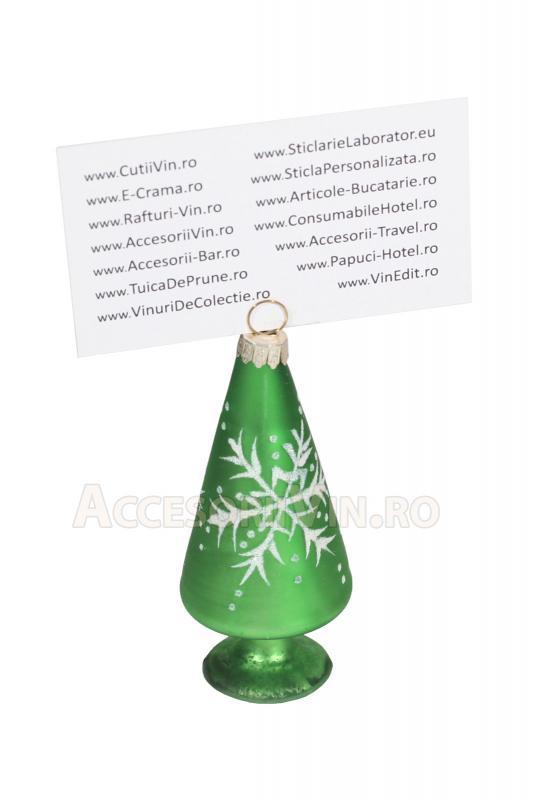 Card holder bradut verde