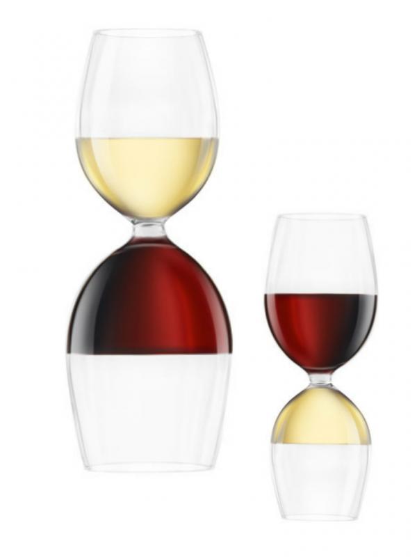 Pahar dublu Vin