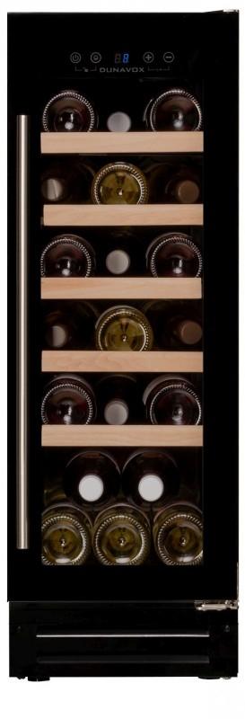 Racitor vin DX-19.58BK/DP- COMPRESOR