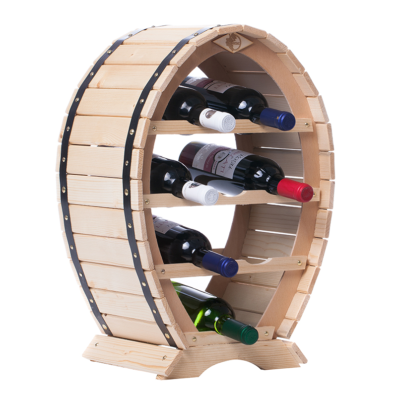 Raft Rustic natur 8 sticle vin