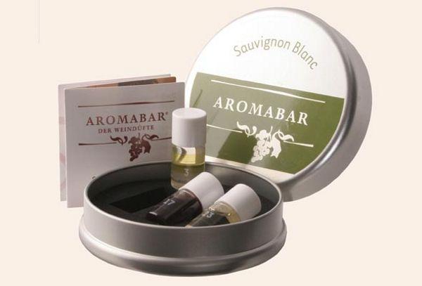 Set 3 arome Sauvignon Blanc