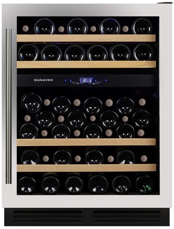 Racitor vin DX-53.130SDSK/DP - incorporabil sub blat