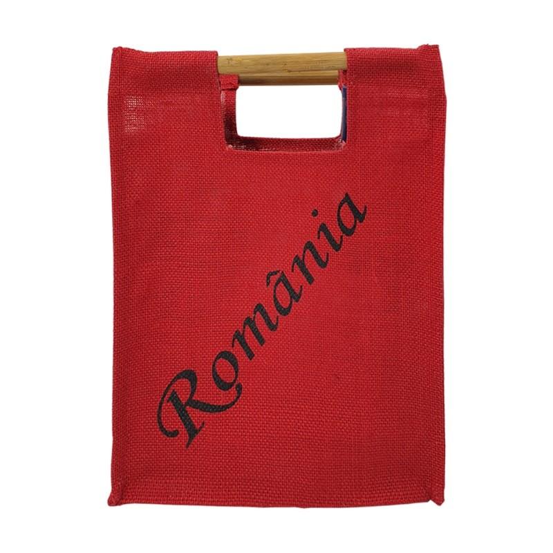 Punga iuta rosie Romania