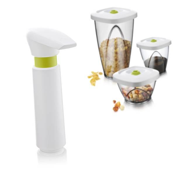 Pompa vacuumat pentru recipient depozitare
