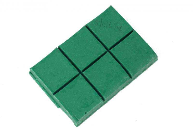 Ceara sintetica verde (500gr)