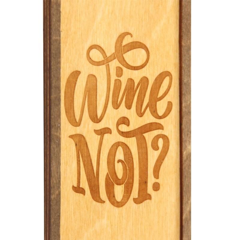 Tablou Wine Not