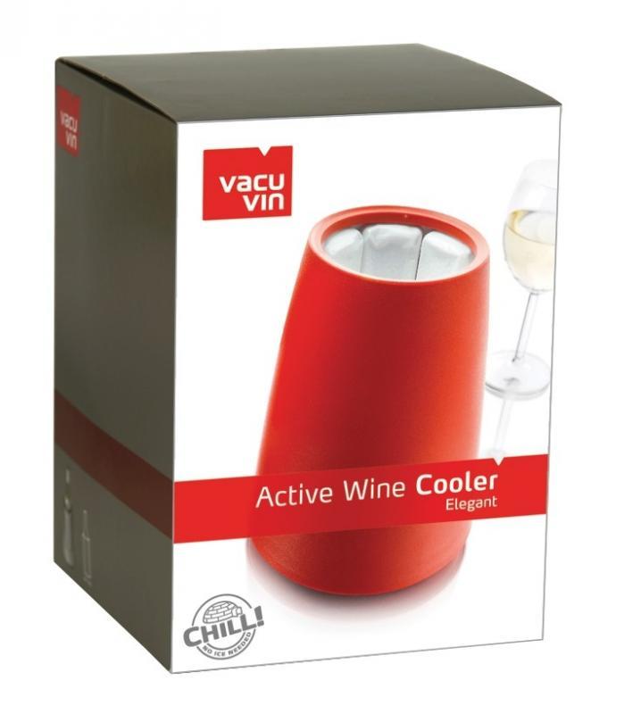 Frapiera Rapid Wine Cooler Red