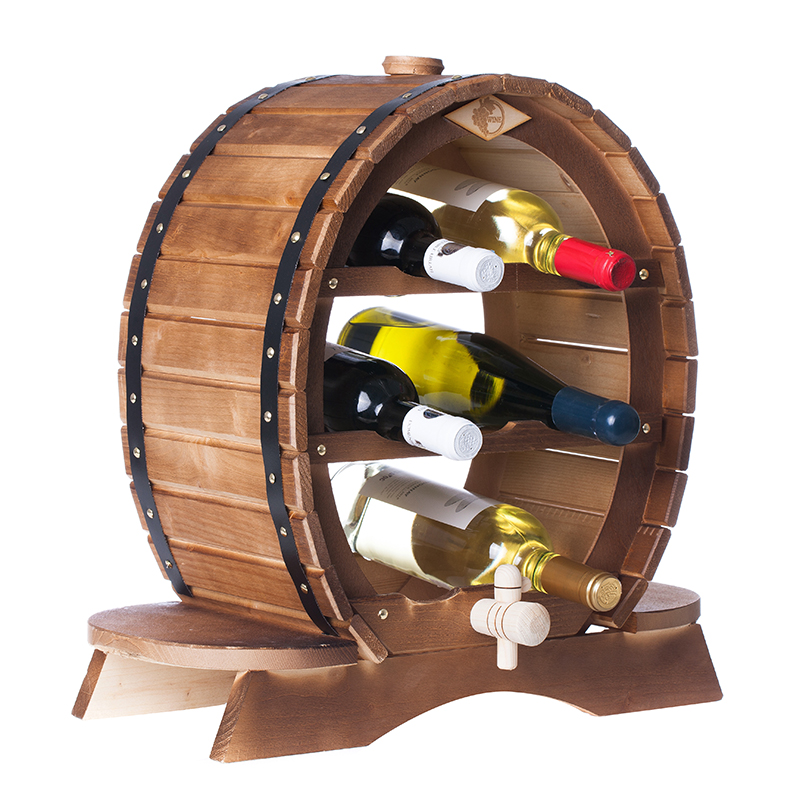 Raft Rustic maro 7 sticle vin