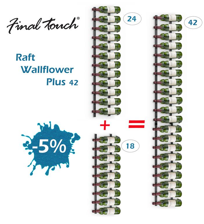 Raft Wallflower Plus 42