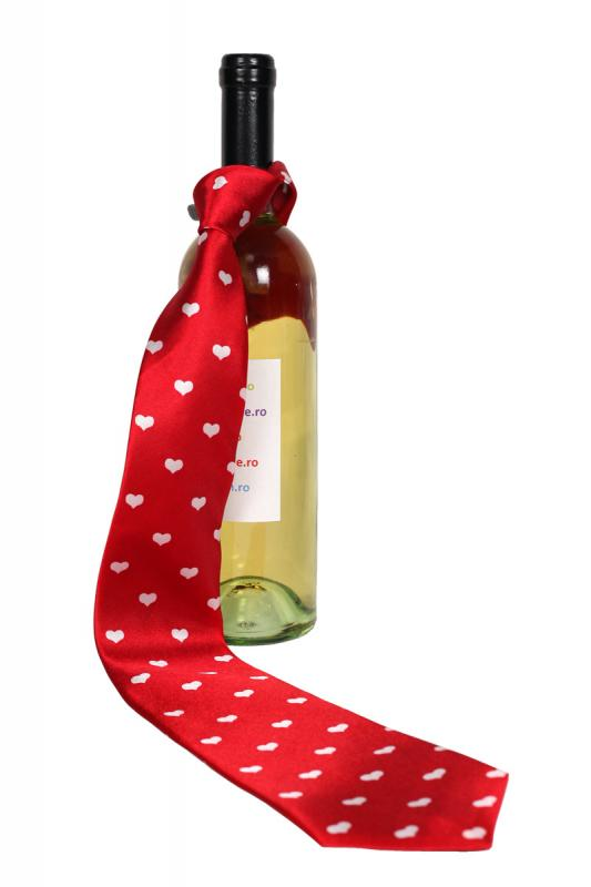 Cravata Valentine`s Day