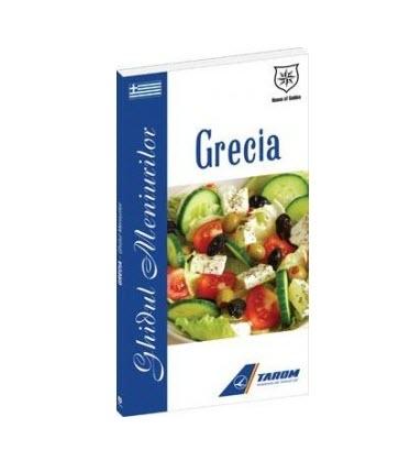 Ghidul meniurilor Grecia