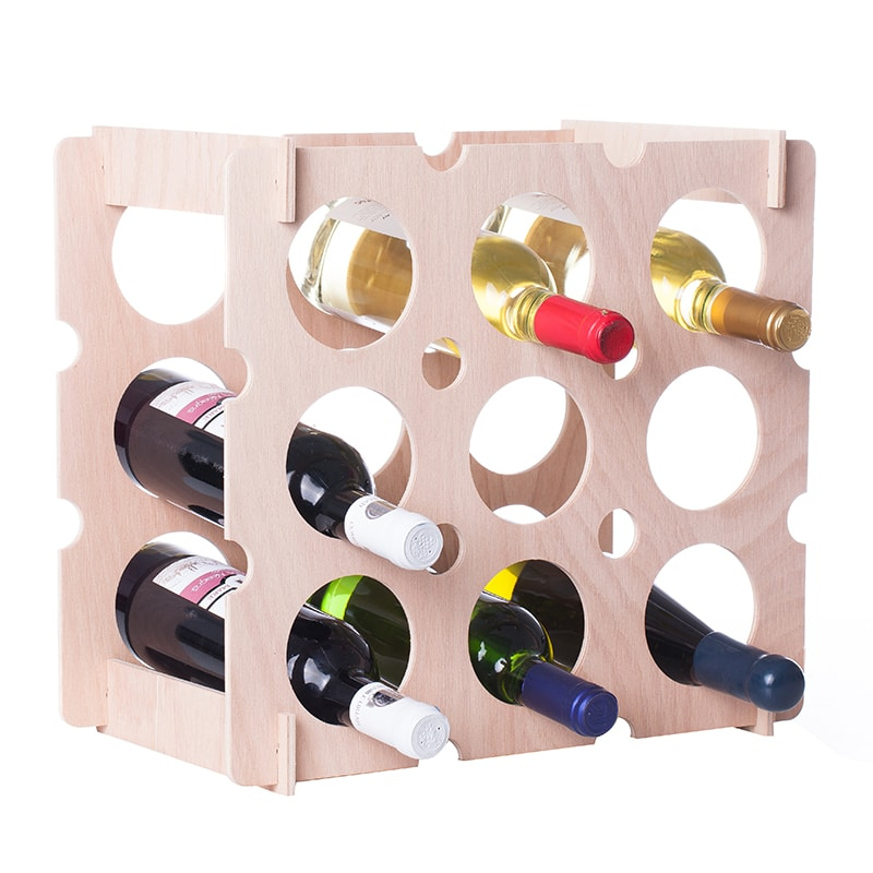 Raft Brick natur 9 sticle vin