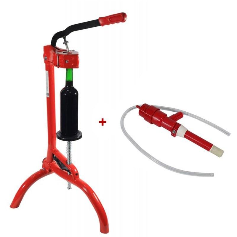 Set dopuitor mini-industrial model 3 si dispozitiv de umplere automatic