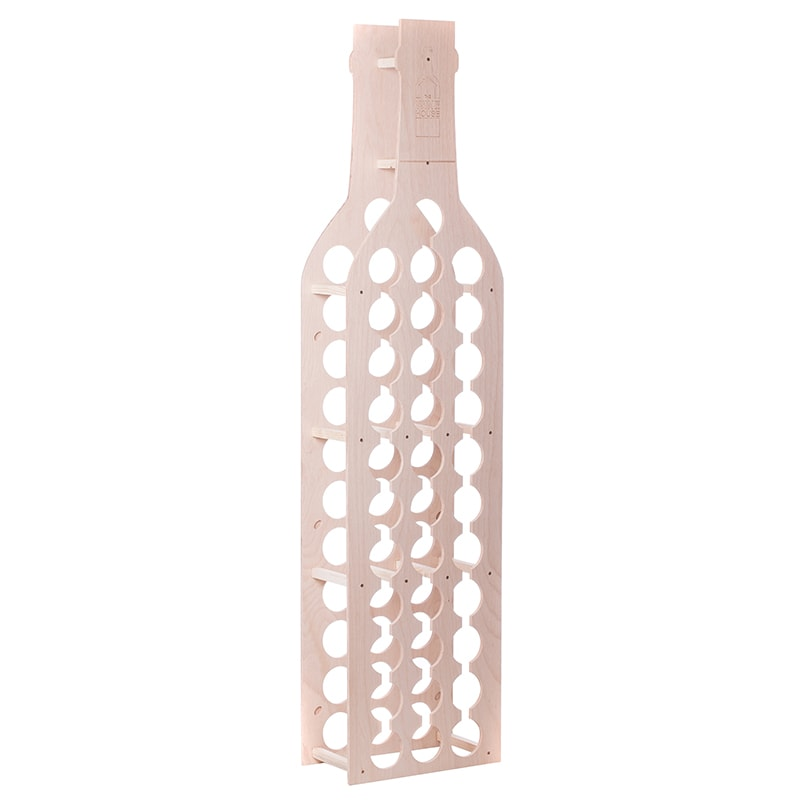 Raft Wine House natur vertical 34 sticle vin