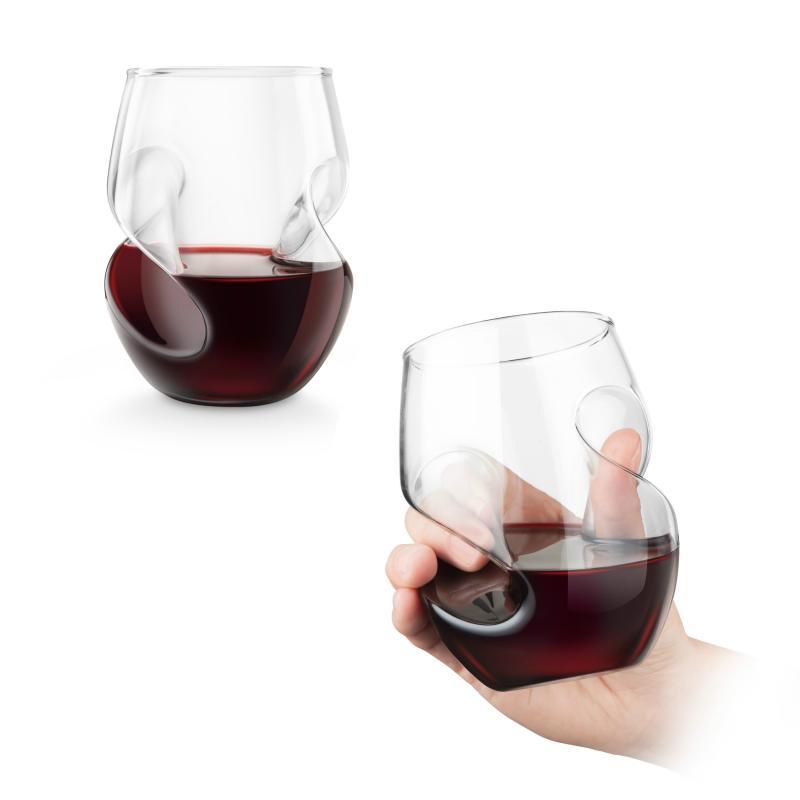 Set 4 pahare vin rosu