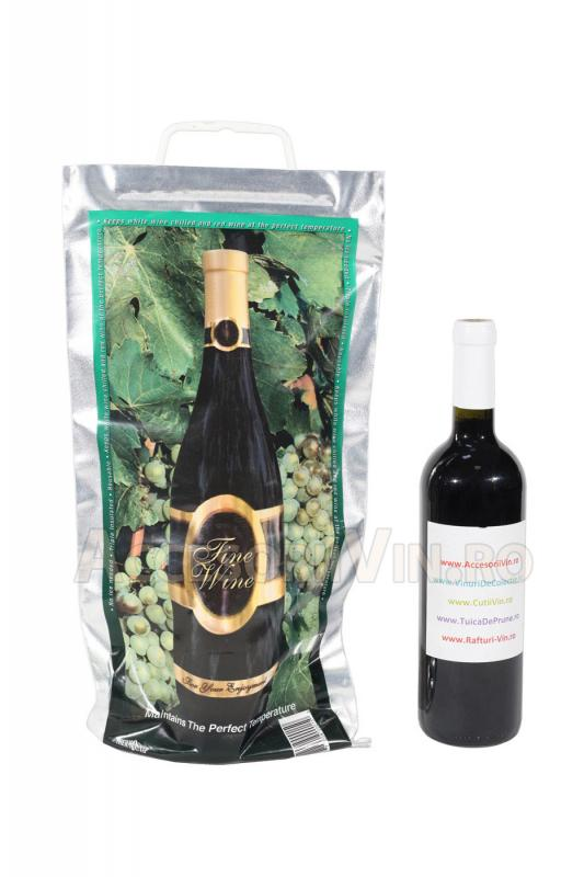 Sacosa racire sticla vin