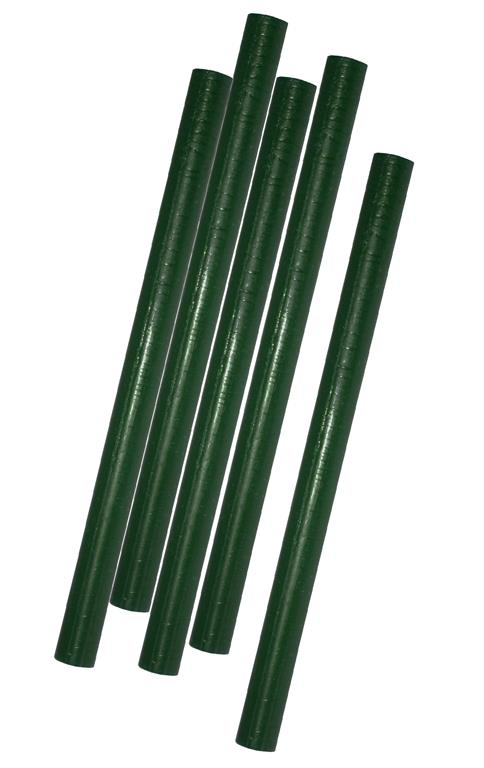 Baton ceara verde imperial pentru sigilii