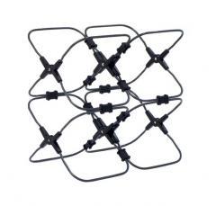 Raft metalic 4 sticle HOUDINI
