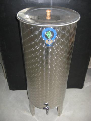 Cisterna inox 100 L