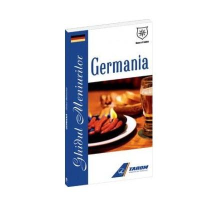 Ghidul meniurilor Germania