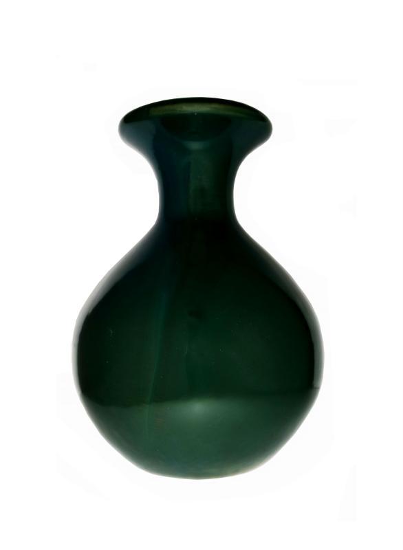 Scuipatoare ceramica verde 2 litri