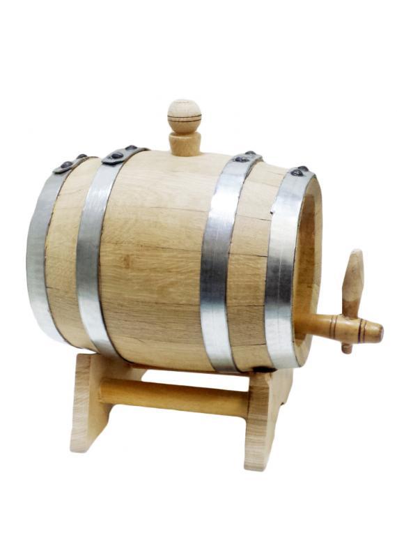 Butoi din lemn 3 litri