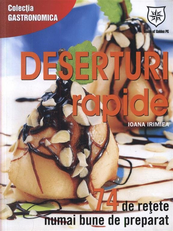 Deserturi rapide