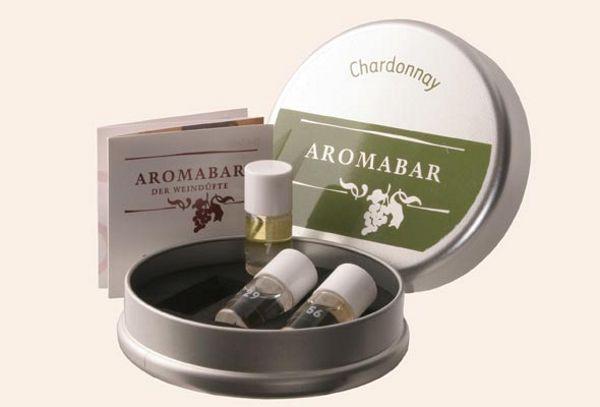 Set 3 arome Chardonnay