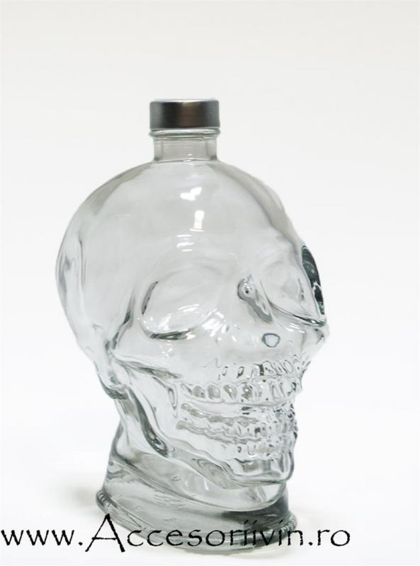 STICLA IN FORMA DE CRANIU 700 ML