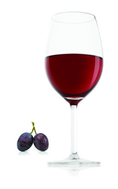Set 2 pahare vin rosu