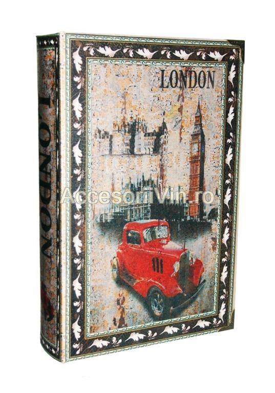 Set 2 cutii Londra