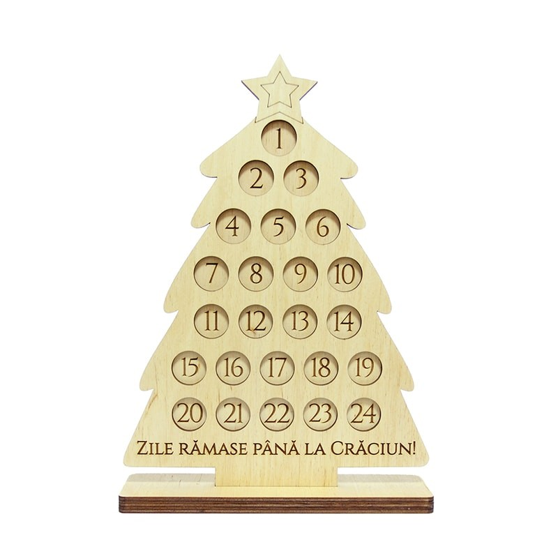 Calendar Bradut AMR 24 zile
