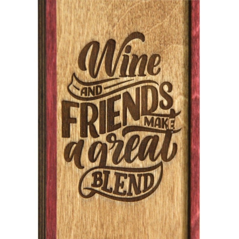 Tablou Wine and Friends