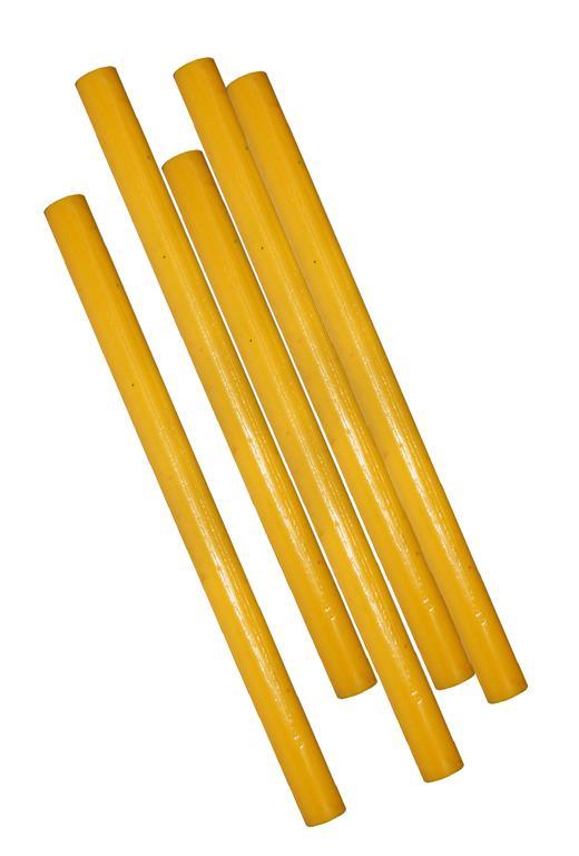 Baton ceara galben intens pentru sigilii