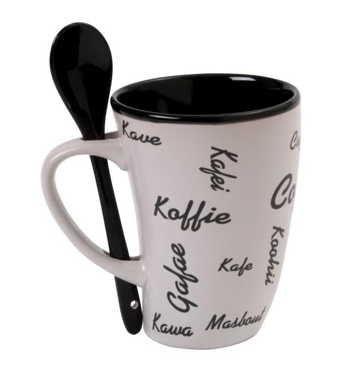 Cana alba cafea